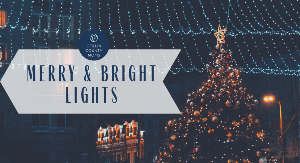 where to see Christmas lights in Collin County Holiday lights in plano
