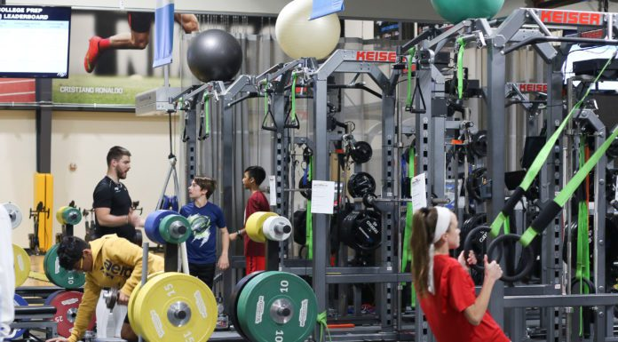 Michael Johnson Performance Training Center