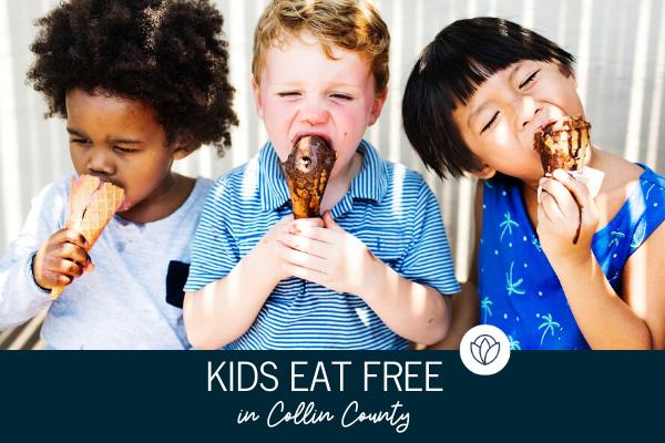kids eat free plano frisco mckinney collin county