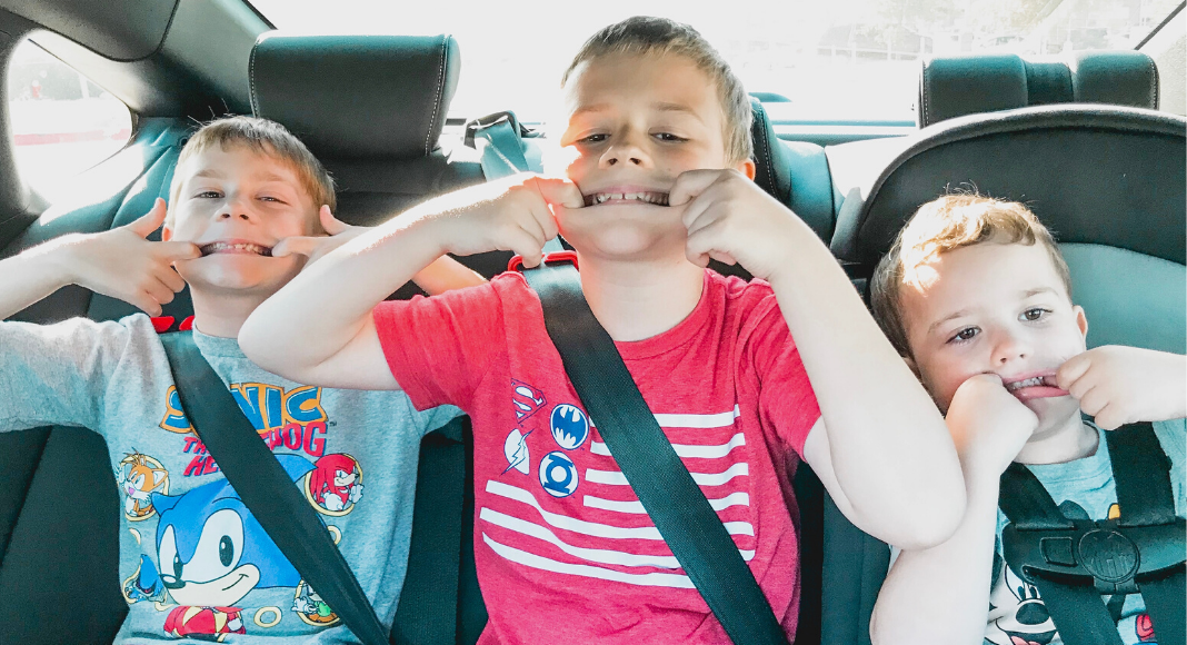 child safety in the car