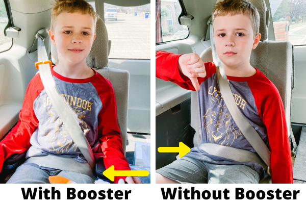 booster seat comparison