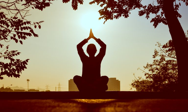 Ease Stress with a Meditation + Mindfulness Activity