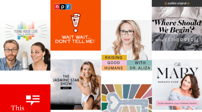 8 podcasts to get you through quarantine