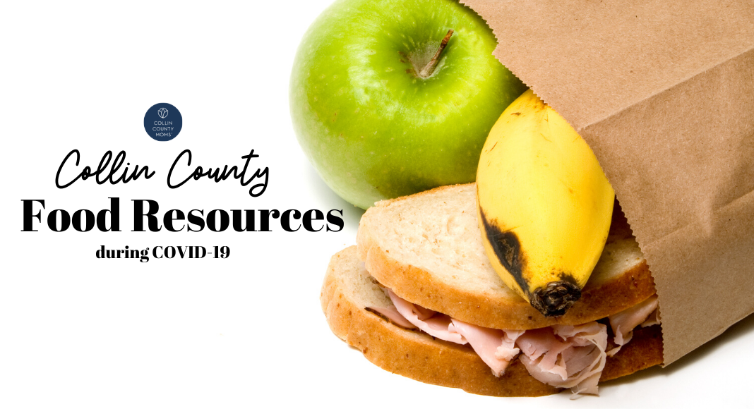 collin county free meals covid-19