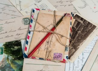 Letter and Envelopes