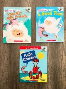 Scholastic Acorn Books