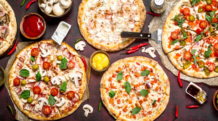 Pizza places in Collin County