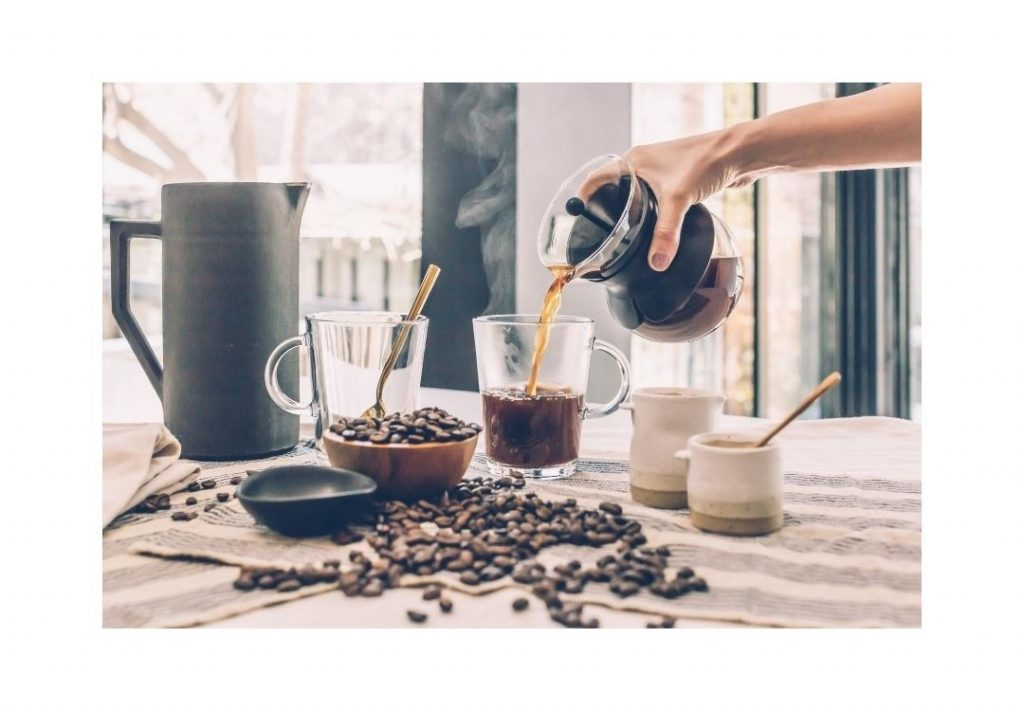 Making Coffee at Home