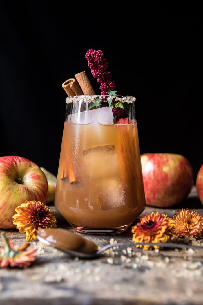 Apple Butter Old Fashion
