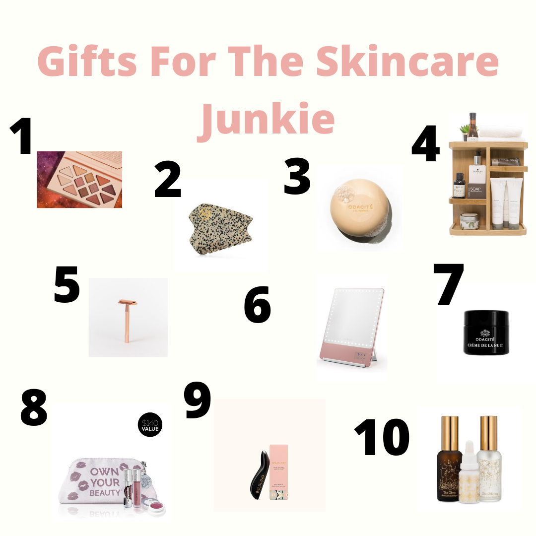 Gift Guide Skincare Junkie