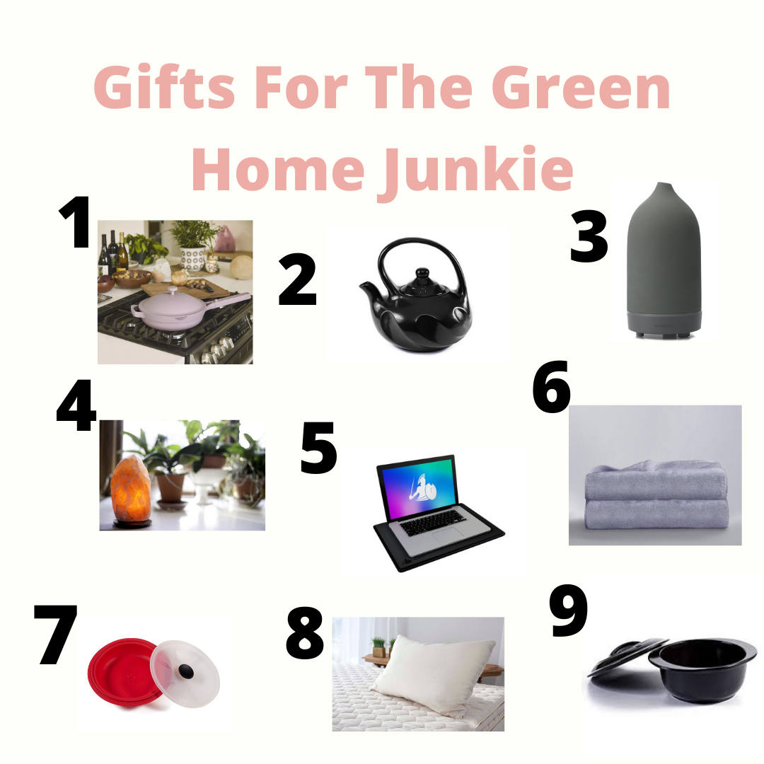 Green Home Junkie Gift Guide