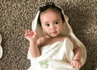 KeaBabies Bamboo Towels baby shower gift ideas