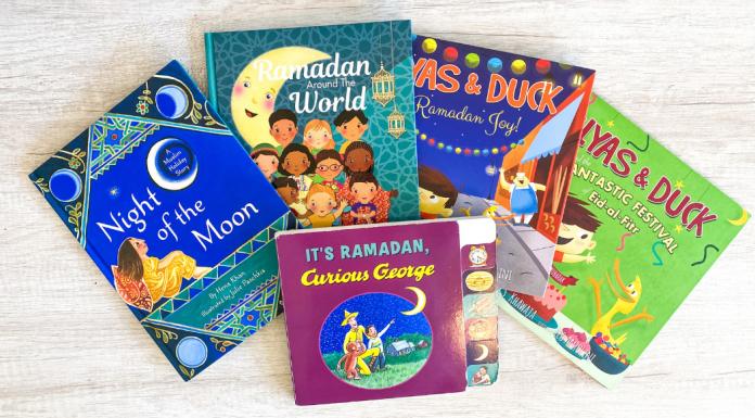 ramadan children's books