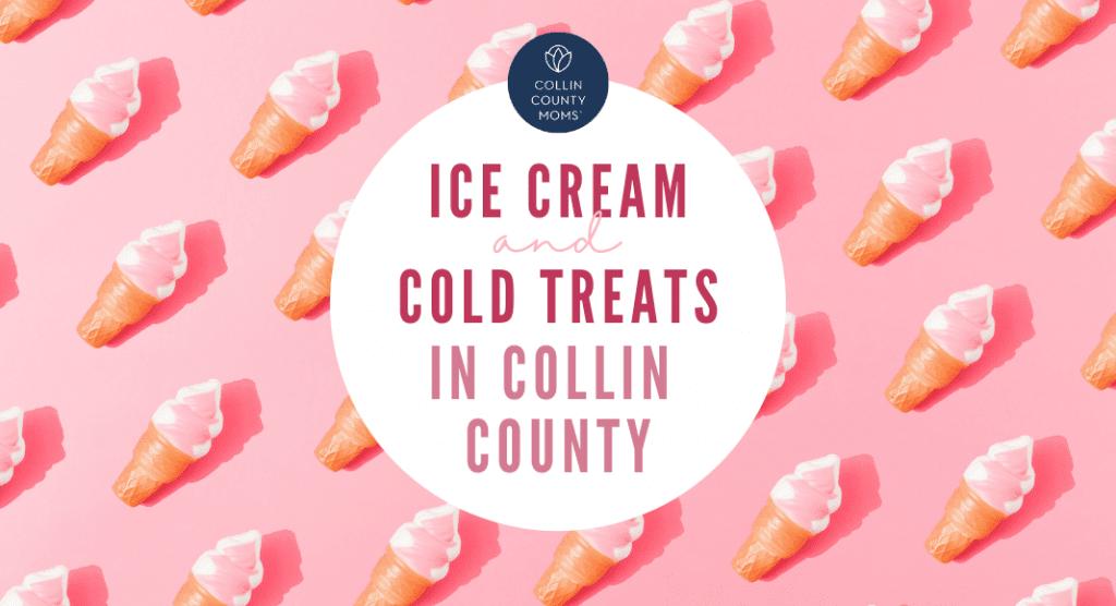 ice cream shops in plano
