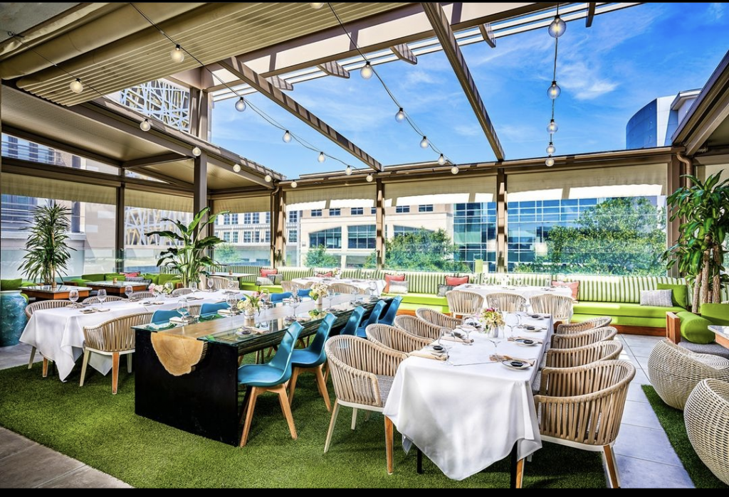 Best Rooftop Patios in Collin County