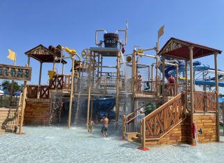 Frisco Water Park at Frisco Athletic Center