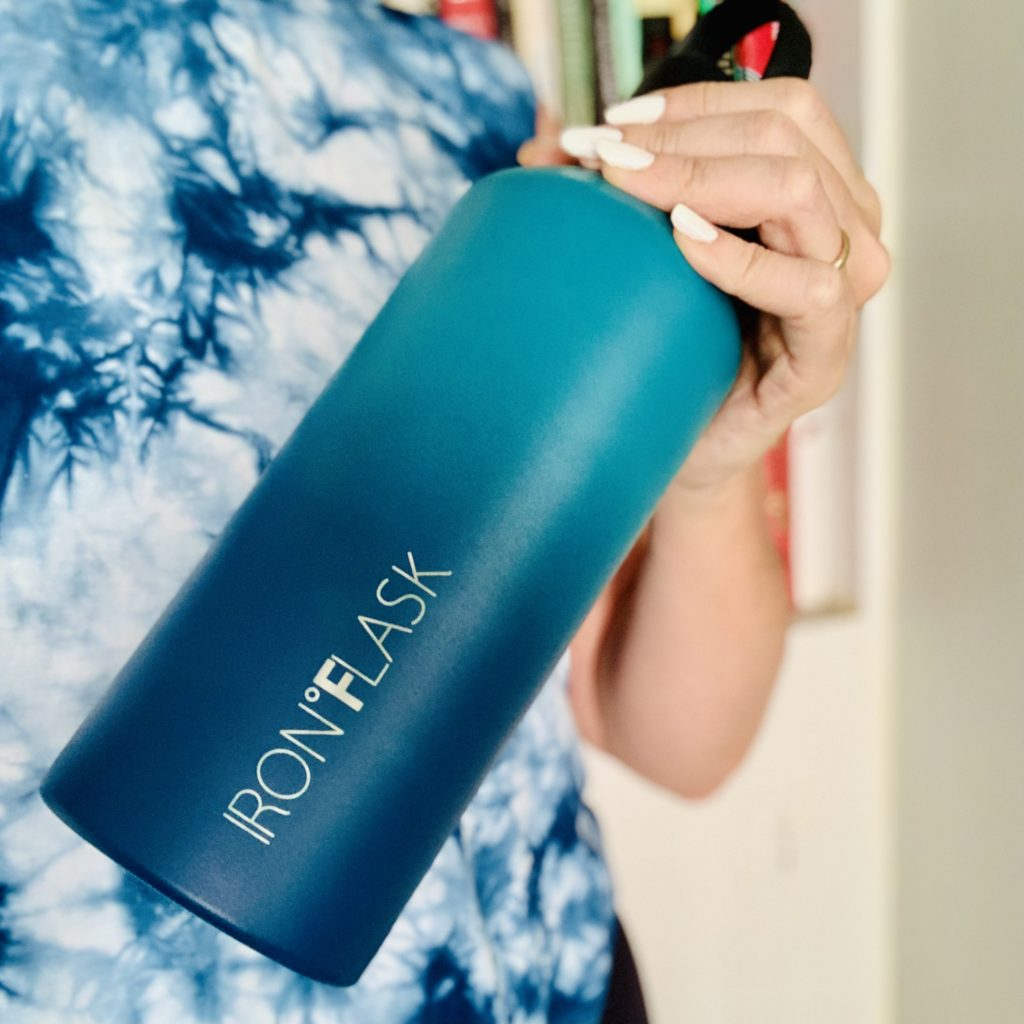 Iron Flask insulated water bottle