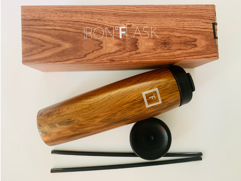 Iron Flask best insulated water bottle