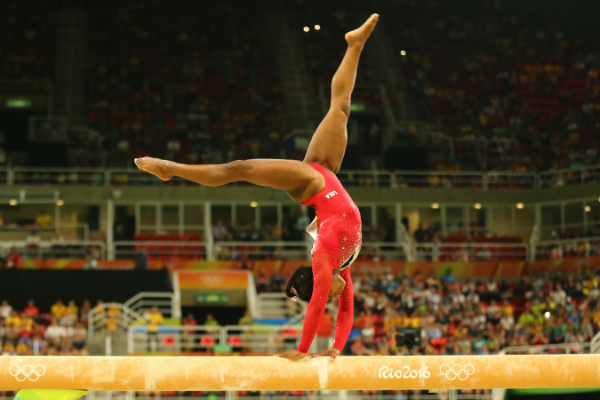 simone biles at olympics struggling with mental health