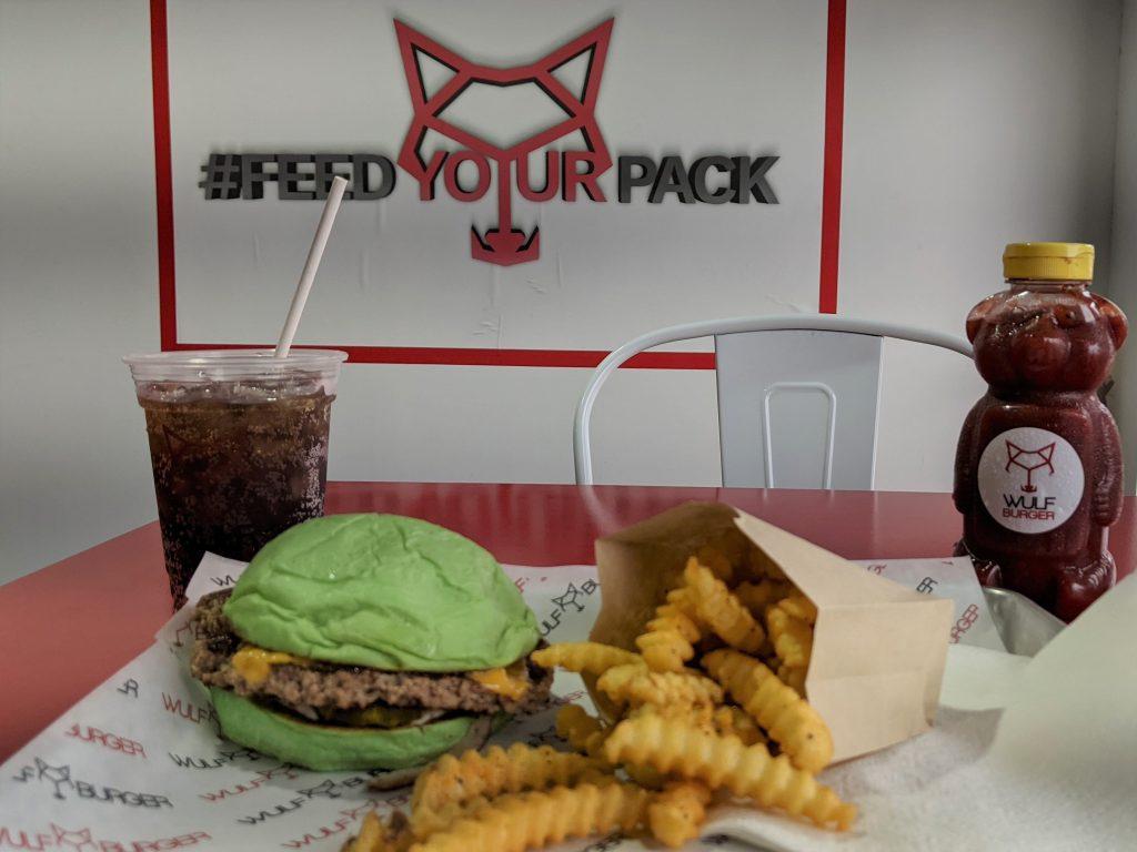 Wulf Burger in Frisco