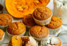 pumpkin muffins for pumpkin breakfast recipes