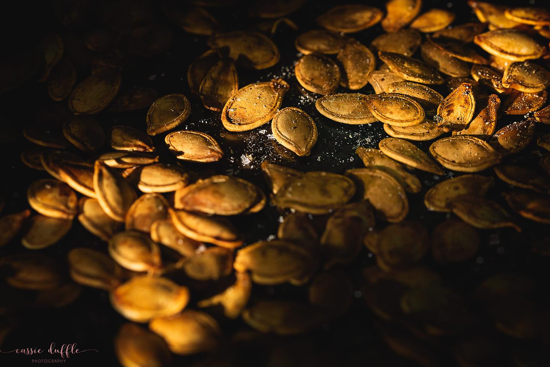pumpkin seeds as an example of tried and true pumpkin recipes