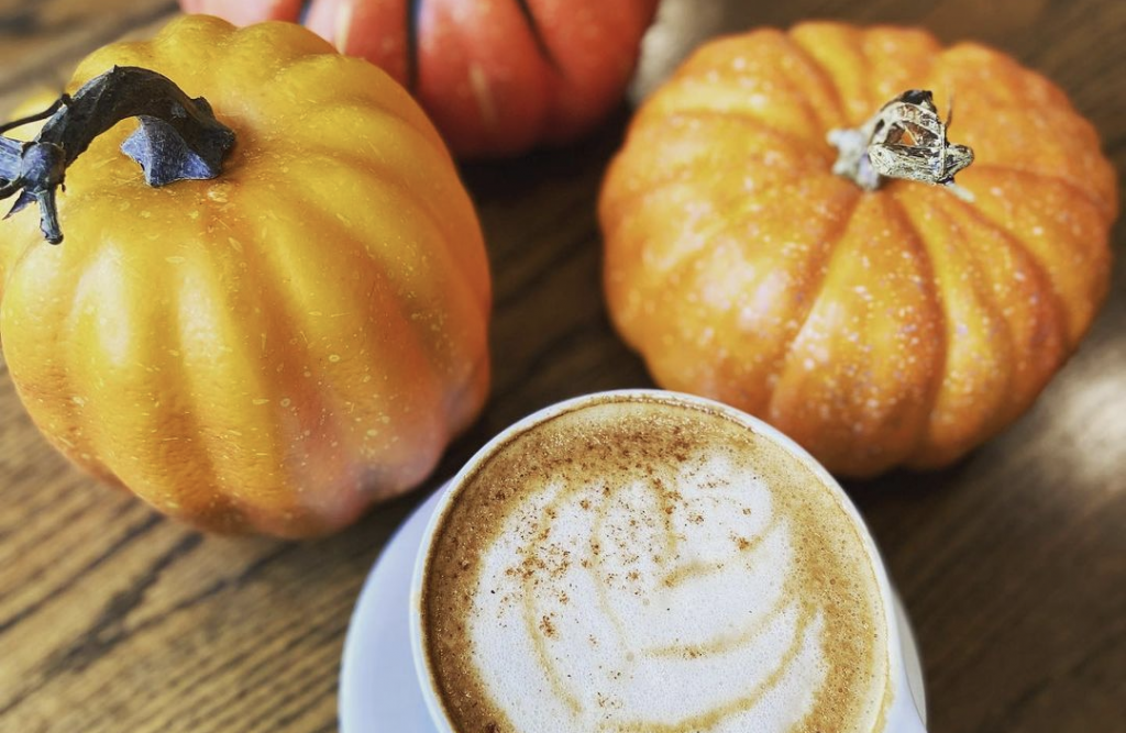 Cafes with Fall Drinks and Treats